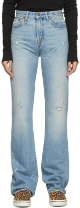 R 13 Blue Colleen Jeans