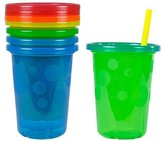 The First Years 2 X Take and Toss Straw Cups, 10 Ounce, 4 Count
