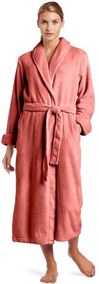 Casual Moments Women's 50 Inch Wrap with Set in Belt