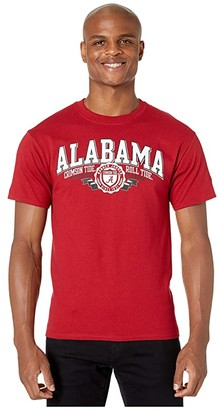 12 Months Outerstuff NCAA Alabama Crimson Tide Infant Everyday Short Sleeve Tee Dark Red