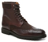 Mercanti Fiorentini Two-Tone Wingtip Boot