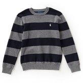 Ralph Lauren Big Boys 8-20 Striped Sweater