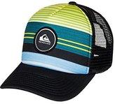 Quiksilver Men's Striped Vee Hat