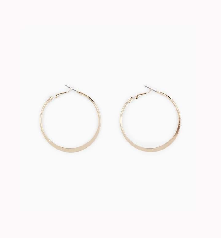 Promod Hoop earrings