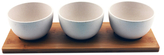 Berghoff CooknCo Snack Bowls on Tray (Set of 3)