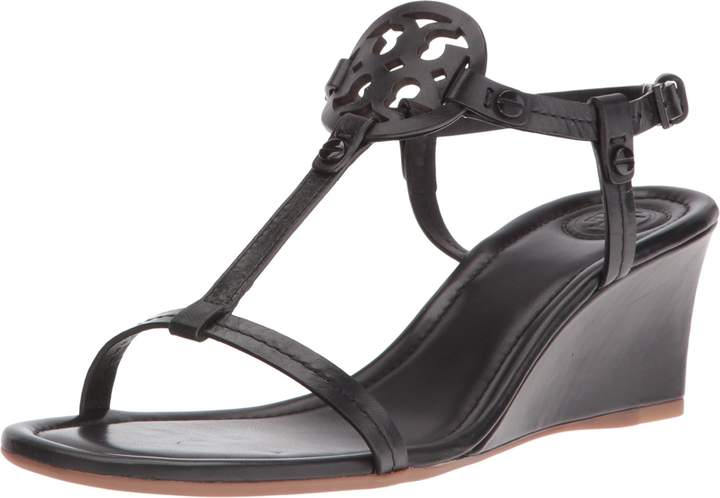 Tory Burch Miller Wedge Sandals (6 M US)
