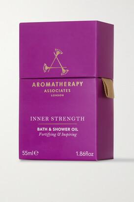 Aromatherapy Associates Inner Strength Bath & Shower Oil, 55ml - one size