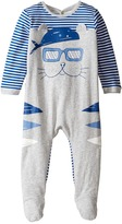 Little Marc Jacobs Little Ears Details Footie Sold with Gift Box Boy's Jumpsuit & Rompers One Piece