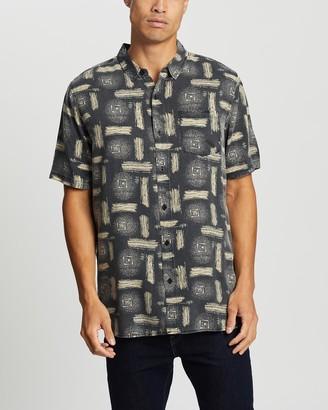 Silent Theory Jimmy Short Sleeve Shirt