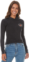 All About Eve Dreamweaver L/s Hoody Black