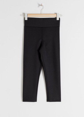 And other stories Cropped Leggings