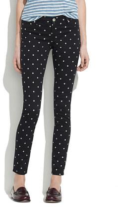 Love Shop [BlankNYC] x Madewell Skinny Jeans in Polka Dot