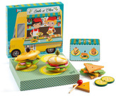 Djeco Emile and Olive Fast Food Game