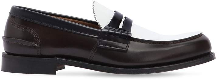 Church's Pembrey Polished Leather Loafers