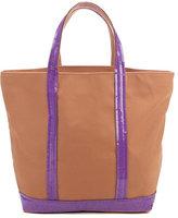 Vanessa Bruno Athe Women's Cabas Small Tote Bag Orange