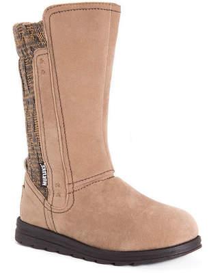 Muk Luks Womens Stacy Zip Dress Boots