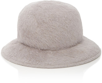Gigi Burris Millinery Eckers Felt Bowler Hat