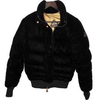 Pyrenex \N Black Velvet Coat for Women