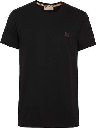 Burberry Equestrian Knight logo T-shirt