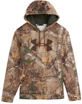 Under Armour Men's Armour® Fleece Camo Big Logo Hoodie REALTREE AP-XTRA