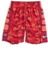 Nike Boy's Elite Stripe Plus Dri-Fit Shorts