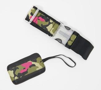 Lug Luggage Belt and Tag Set - Baggage Claim