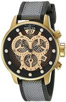 Invicta Men's 19627SYB S1 Rally Analog Display Japanese Quartz Two Tone Watch