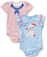 Baby Starters Baby Girls 3-12 Months Bodysuit 2-Pack