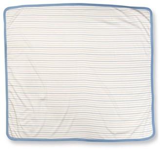 Sapling Organic Cotton Striped Blanket