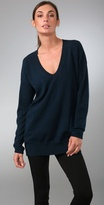 Favorite V Neck Cashmere Sweater