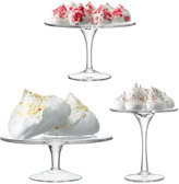 LSA International Serve Cakestand Set