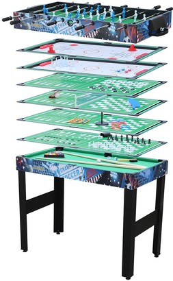 solex 12 in 1 Multi-Function Games Table