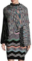 Missoni Wool Tie Dye Shawl