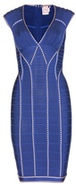 Herve Leger Silvija Bandage Dress