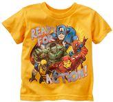 "Iron Man ""Ready For Action"" Superhero Tee - Toddler"