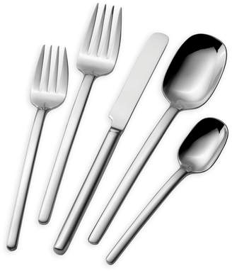 Mikasa Zena Stainless Steel 20-Piece Flatware Set