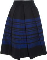 Martin Grant Striped Skirt