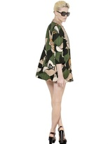 Marni Cotton/Linen Blend Jacket