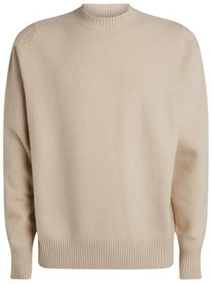 Oamc Wool-Blend Knit Sweater