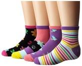 Stride Rite 8-Pack Tropical Tonya Quarter Girls Shoes