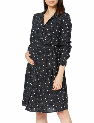 Mama Licious Mamalicious Women's Mlcana L/s Woven Abk Dress N