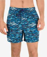Speedo Men's Printed Swim Trunks