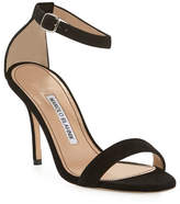 235b32da9e5 Manolo Blahnik Ankle Strap Women s Sandals - ShopStyle