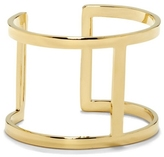Vince Camuto Goldtone T-Bar Cuff
