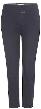 Closed Stewart cotton trousers