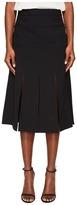 Prabal Gurung Crepe Carwash Skirt