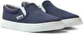 Hummel Total Eclipse Slip-On Trainers