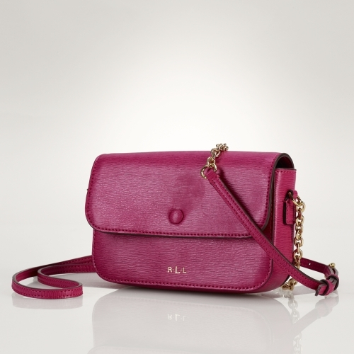 Ralph Lauren Newbury Mini Cross-Body Bag