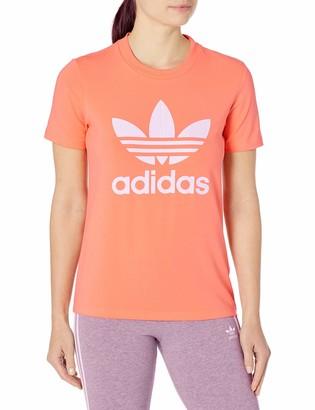 adidas Women's Trefoil Tee Shirt