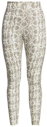Commando Python Faux Leather Legging